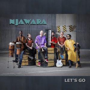 NJAWARA - Let's Go EP